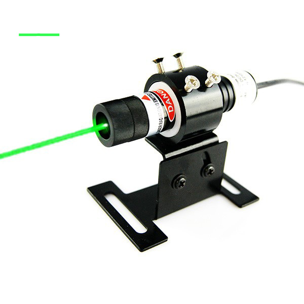 515nm Forest Green Line Laser Alignment
