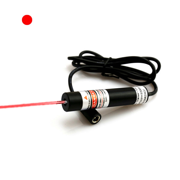 650nm red dot laser module
