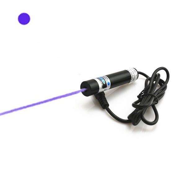 405nm violet dot laser module