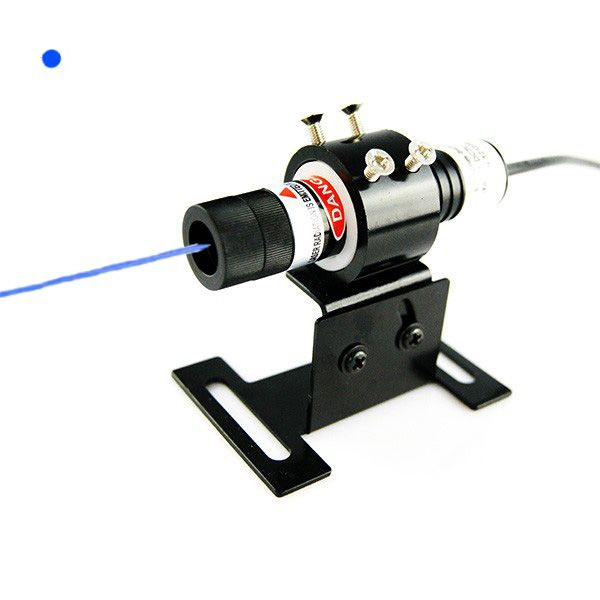 445nm blue dot laser alignment