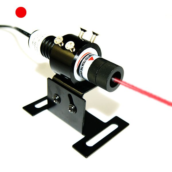 50mW pro red dot laser alignment